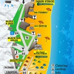 Spirit of Burgas 2009 Map