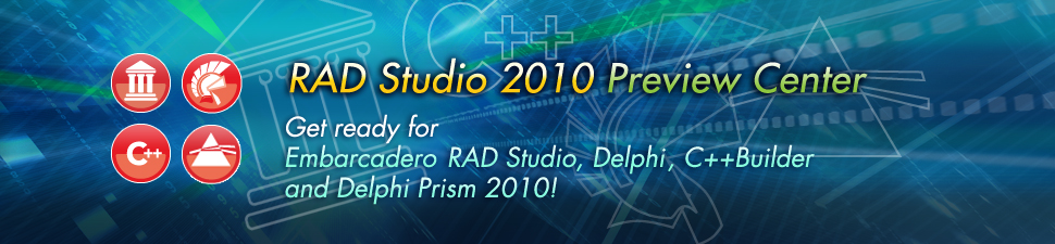 Embarcadero RAD Studio 2010