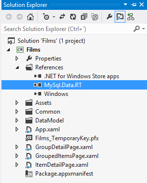 MySQL for .NET Developers