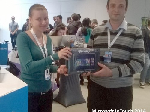 Microsoft InTouch 2014