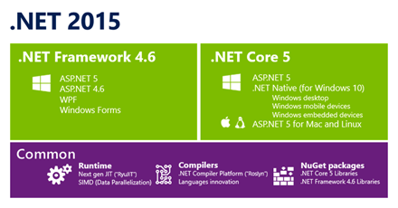 Microsoft .NET 2015