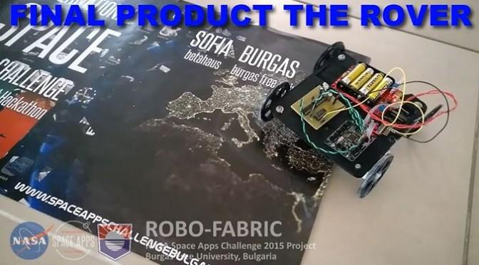 ROBO-FABRIC Youtube Video