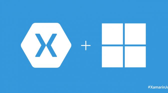 Xamarin + Microsoft