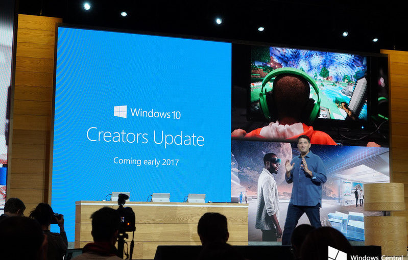 Microsoft Windows 10 Creators Update